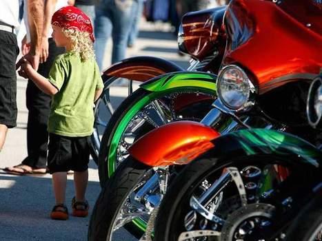 Destination Daytona is ground zero for motorcycle festivities - Daytona Beach News-Journal | Great Bikes | Scoop.it