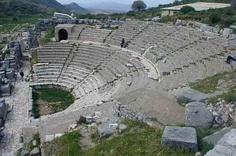 Lugares para espectáculos en el mundo romano   Arte Antiguo Romano   Scoop.it