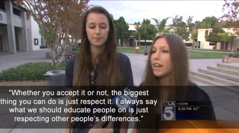 California High School Elects Lesbian Couple As Homecoming Queens | diversity in schools | Scoop.it