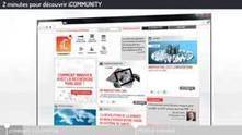 Inria lance iCOMMUNITY, galerie de services et réseau social ... | ChezNous | Scoop.it