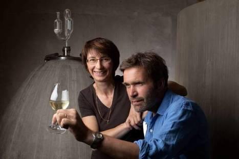 Vin de la semaine : Andrée Trapet - Alsace - Anthocyanes | Gastronomy & Wines | Scoop.it