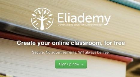 Actualiza el modelo tradicional del aula con Eliademy   Entornos Personales de Aprendizaje   Scoop.it