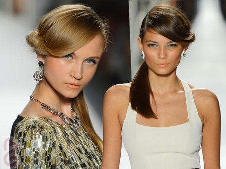 3 Chic Side Ponytail Hairstyles | kapsel trends | Scoop.it