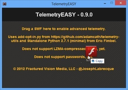 TelemetryEASY – Advanced Telemetry Utility for Adobe Scout | In Flagrante Delicto! | Everything about Flash | Scoop.it