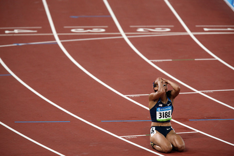 Anxiety in Sports Performance - #Fitness #Health | Sport Development | Scoop.it