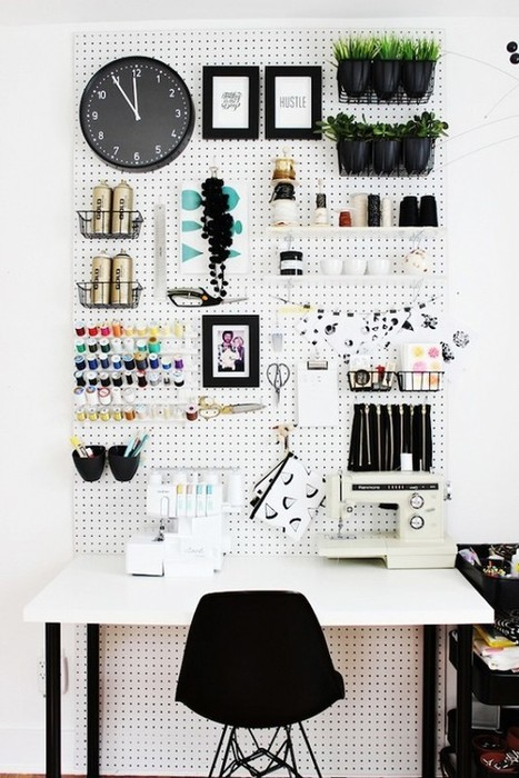 5 Office Organization Hacks to Try This Weekend | Feed the Writer | Scoop.it