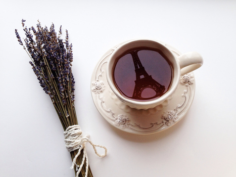Black tea with a touch of France | I didn't know it was impossible.. and I did it :-) - No sabia que era imposible.. y lo hice :-) | Scoop.it