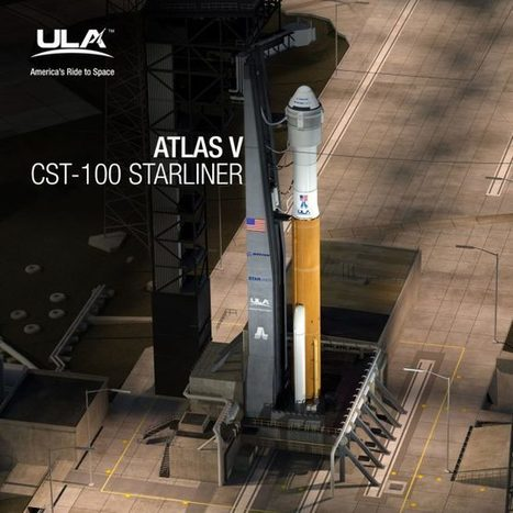 Aeroskirt added to Atlas V configuration for CST-100 Starliner | The NewSpace Daily | Scoop.it