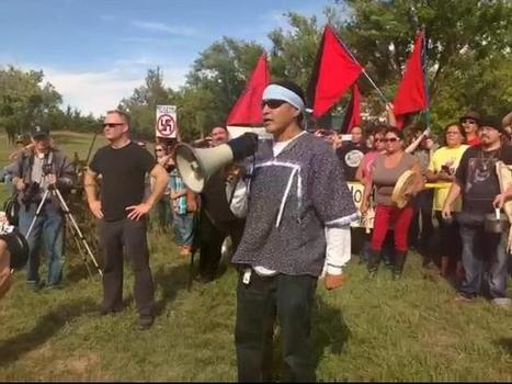 Native Americans Tell Racist, White Supremacists To Go Home (VIDEO) | Daily Crew | Scoop.it
