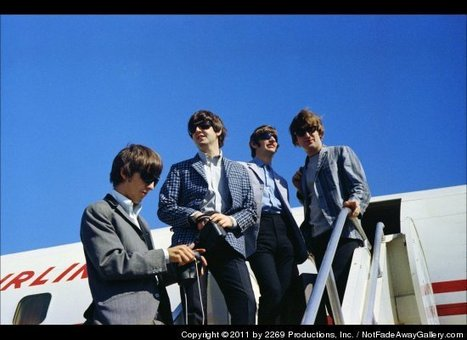 The Lost Beatles Photographs (PHOTOS) - Huffington Post (blog) | Reeling in the Years | Scoop.it