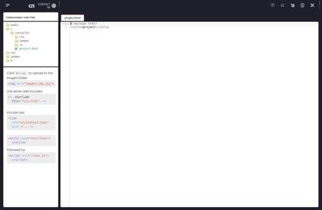 Du webdesign au développement en passant par le HTML, apprenez à maitriser le Web avec Code Avenger | Au fil du Web | Scoop.it
