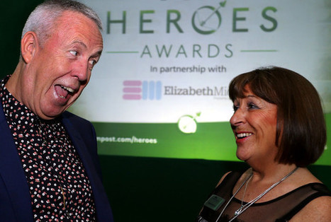 Nottingham Post Heroes Awards: Charity superstar Barbara White scoops top accolade | Transplant Sport | Scoop.it