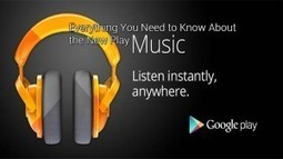 Google Play Music.. everything is new | Technology | Scoop.it