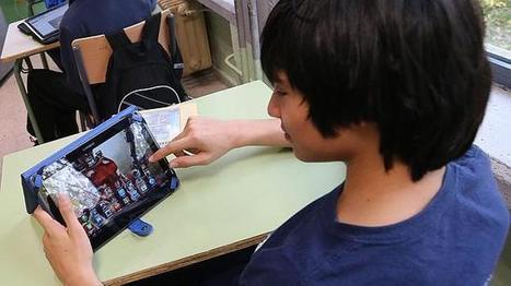Los «tablets» ahorrarán cien euros por niño a cada familia en libros de texto | Novedades educativas | Scoop.it