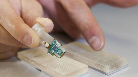 Un doigt bionique redonne le sens du toucher | Le pouvoir du transhumanisme | Scoop.it