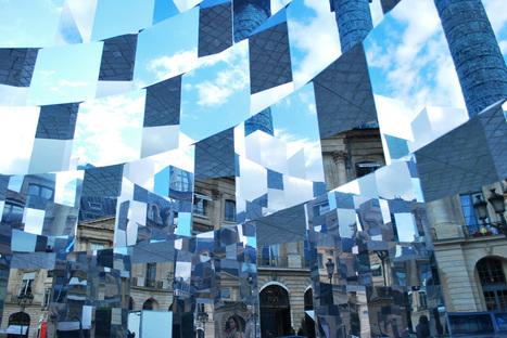 FIAC : La place Vendôme déstructurée par Arnaud Lapierre | Architecture pour tous | Scoop.it