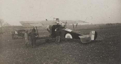 Verdun, guerre aérienne | Chroniques du centenaire de la Première Guerre mondiale : revue de presse | Scoop.it