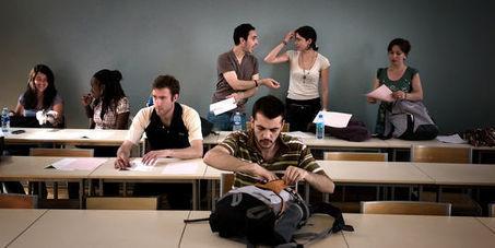 Près d'1,5 million d'étudiants sur les bancs de l'université en France | Enseignement Supérieur et Recherche en France | Scoop.it