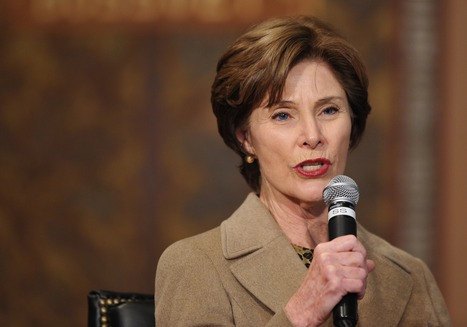Laura Bush: Should first ladies work outside of White House? | Things happening now | Scoop.it