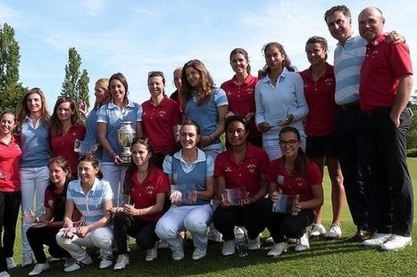 Championnat de France par équipes de 1ere division messieurs - ffgolf | actualité golf - golf des vigiers | Scoop.it