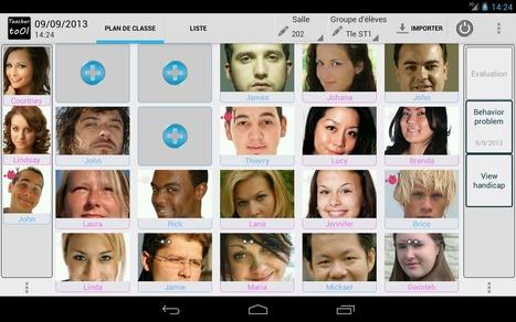 Teacher ToOl – Applications Android sur GooglePlay | Les outils du numérique au service de la pédagogie | Scoop.it