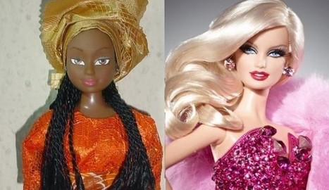Barbie Outsold By Queens Of Africa Dolls With Braids And Traditional African ... - The Inquisitr | Africa | Scoop.it