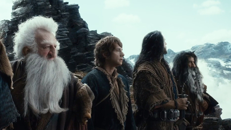 The Hobbit: The Desolation of Smaug: Film Review - Hollywood Reporter | 'The Hobbit' Film | Scoop.it