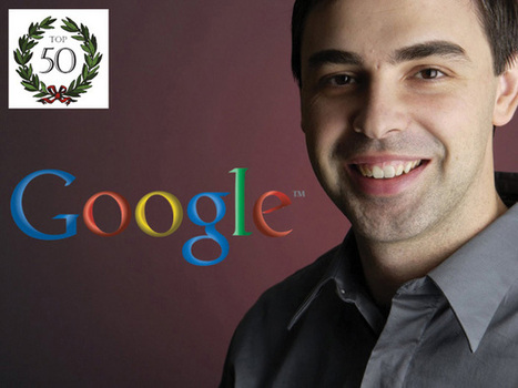 Larry Page, Google: An accidental influence | Managing Intellectual Property | becoming more pro-active | Academic Integrity and Professional Standards | Scoop.it