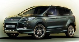Ford Kuga facelift: In the US | News | Scoop.it