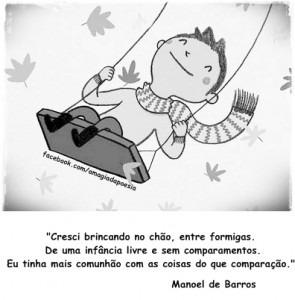 Manoel de Barros - Memórias inventadas | Leitura e cidadania | Scoop.it