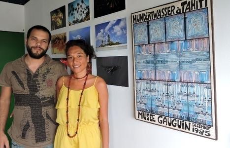 Un site internet pour promouvoir l'art local | Tahiti Infos | Kiosque du monde : Océanie | Scoop.it