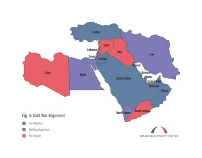 Four maps that explain the chaos of the Middle East | Glopol Peace and Security | Scoop.it