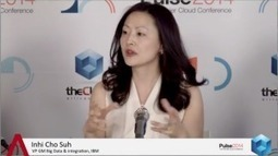 Context computing : Inhi Cho Suh is excited about real-time Big Data | #IBMpulse | SiliconANGLE | Big Data, Cloud and Social everything | Scoop.it