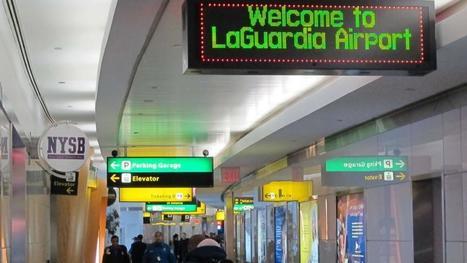 Sale, trop petit, délabré: La Guardia, l'aéroport qui fait honte à New York | ZeHub | Scoop.it