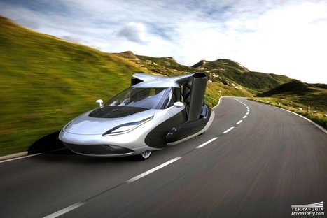 FAA Approves Flight Testing of Terrafugia's Flying Car | Vous avez dit Innovation ? | Scoop.it
