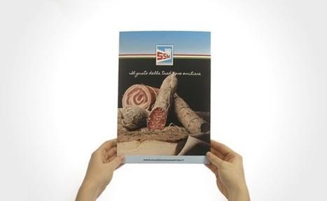 Cartelline di presentazione personalizzate: doppiamente plus » My Brochure | Stampa cartelline personalizzate | Scoop.it