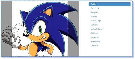 Créer une photo de profil adaptée à tous les réseaux sociaux avec Social Photo | Social Media tips, tools & beyond | Scoop.it