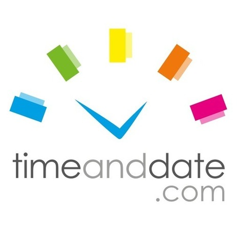 timeanddate.com | E-Learning and Assessment | Scoop.it