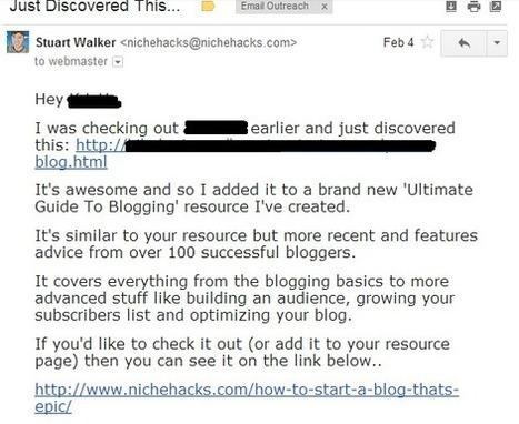 31 Ways To Promote Blog Posts & Get Blog Traffic - NicheHacks | Niche Hacks | Scoop.it