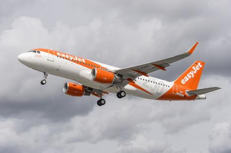 EasyJet : plus de passagers mais un chiffre d'affaires en baisse... | Formation aéronautique, training & industry | Scoop.it