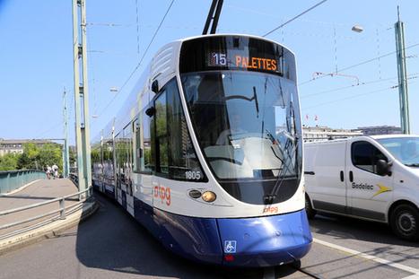 Le tram 15 sera bien prolongé vers la France | SNOTPG - Site Non Officiel des tpg | Scoop.it