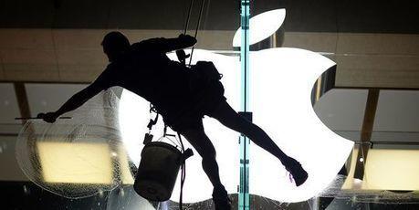 Pourquoi le bénéfice d'Apple a chuté | Geeks | Scoop.it