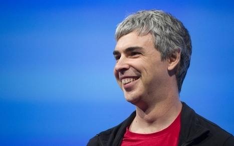 Larry Page explains Google's transformation to Alphabet | immersive media | Scoop.it