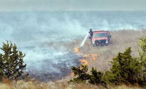 Kansas Forest Service: Wildfire is largest in state | Emergency Mangement | Scoop.it