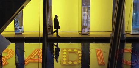 A la Fondation Louis Vuitton, une RADIO éphémère avec Thurston Moore et Rodolphe Burger | Radio d'entreprise | Scoop.it