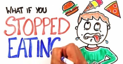 Here's What Happens To Your Body When You Stop Eating | Eating Disorders | Scoop.it