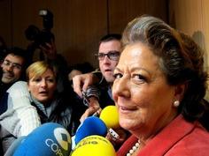 Rita Barberá confirma que dará una patada en la corteza terrestre el día 13 de junio | Partido Popular, una visión crítica | Scoop.it