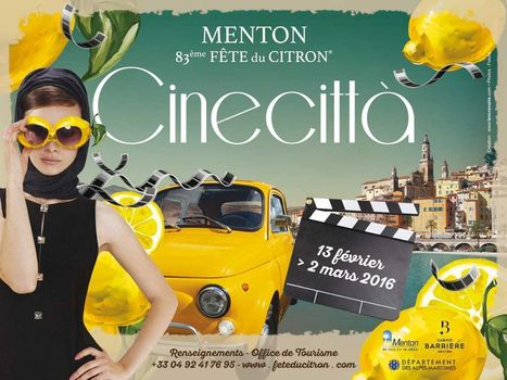 Menton's Lemon Festival:  A Zesty Au Revoir to Winter! | Wheelchair accessible French Riviera | Scoop.it