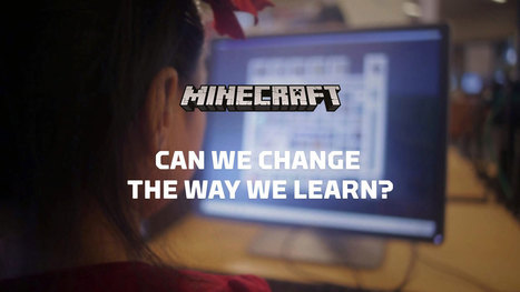Minecraft in education | Web 2.0 for Education | Scoop.it