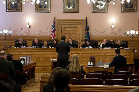 Study: Judges Are Far Less Biased Than Law School Students   Police Problems and Policy   Scoop.it